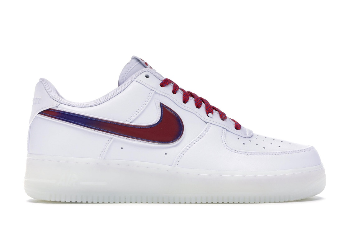 ナイキ NIKE エア スニーカー 【 AIR FORCE 1 LOW DE LO MIO WHITE WHITEGAME ROYALUNIVERSITY RED 】 メンズ