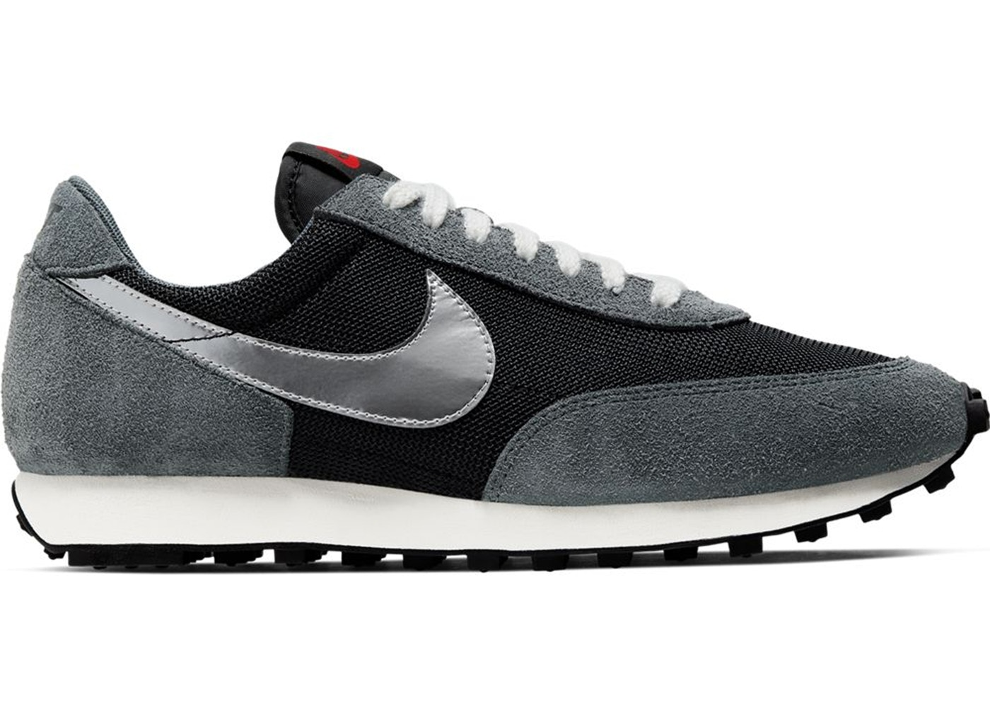 ナイキ NIKE スニーカー 【 DAYBREAK METALLIC SILVER BLACK SILVERDARK GREY 】 メンズ 送料無料