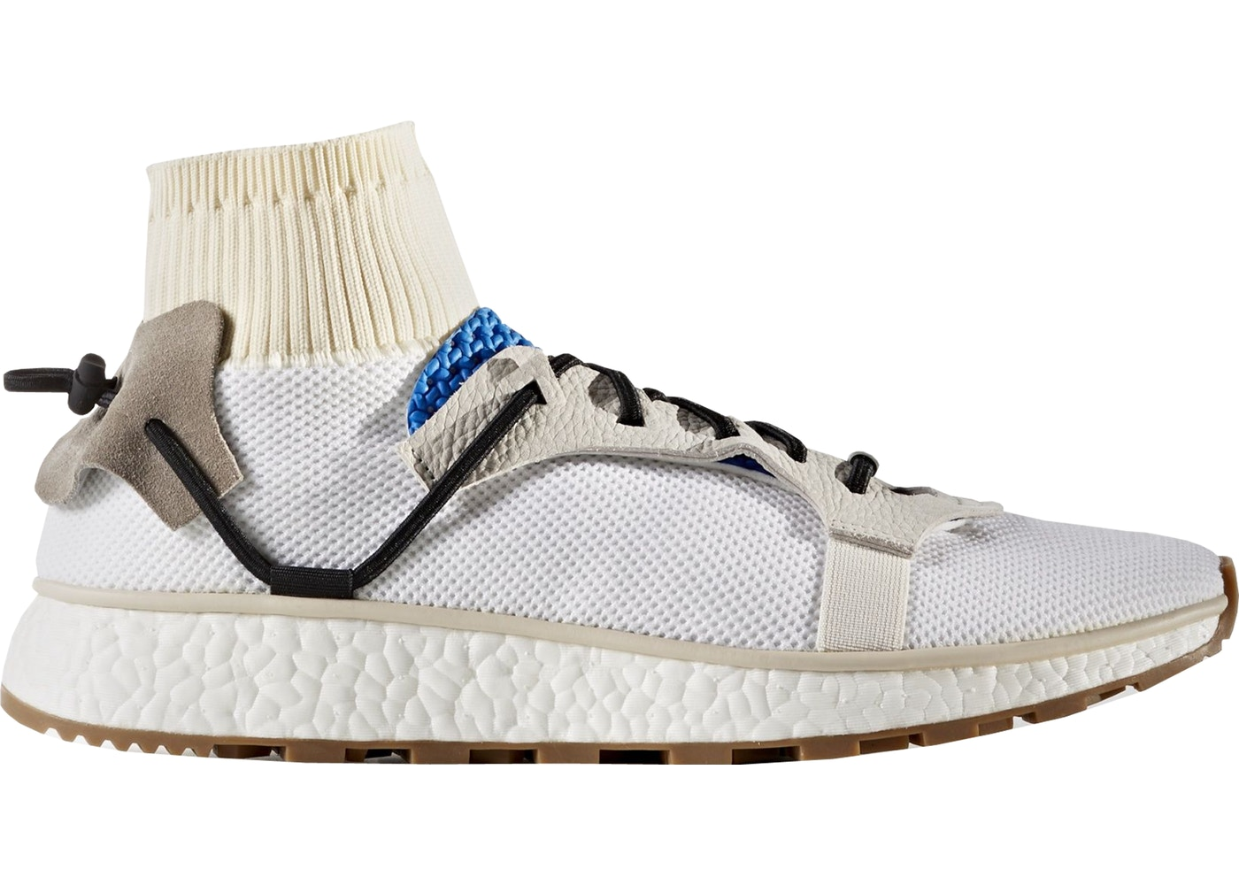 アディダス ADIDAS ラン スニーカー 【 AW RUN ALEXANDER WANG WHITE RUNNING FOOTWEAR WHITEBLUEBIRD 】 メンズ