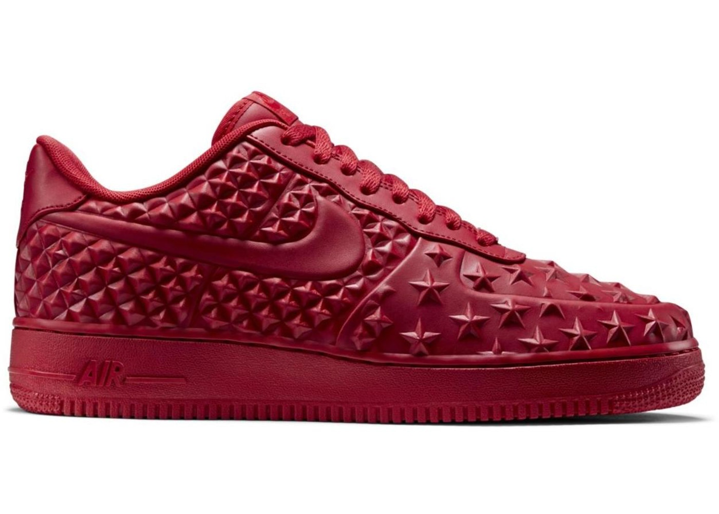 ナイキ NIKE エア スニーカー 【 AIR FORCE 1 LOW INDEPENDENCE DAY RED GYM REDGYM 】 メンズ