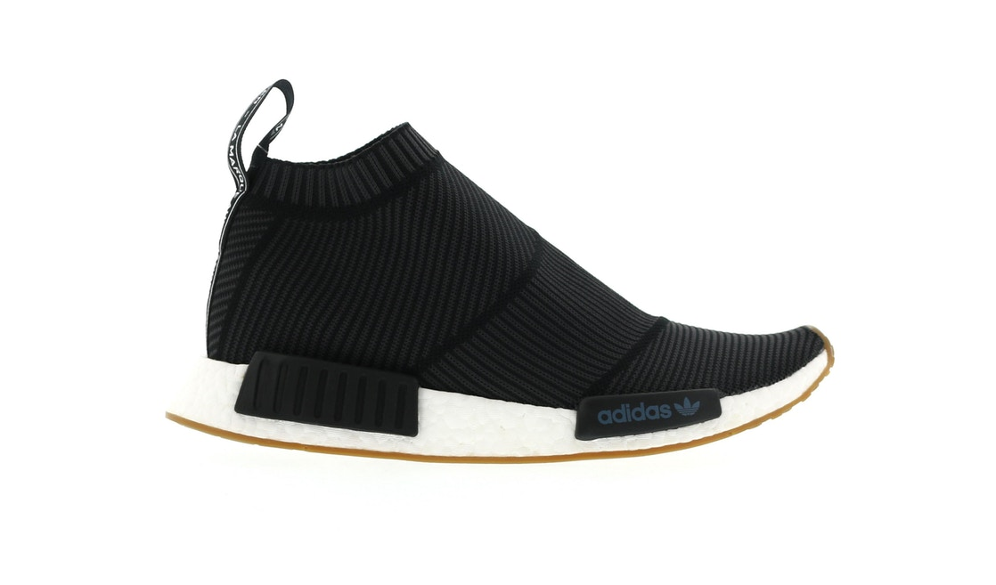 アディダス ADIDAS シティ スニーカー 【 NMD CITY SOCK GUM PACK BLACK CORE WHITEGUM 】 メンズ