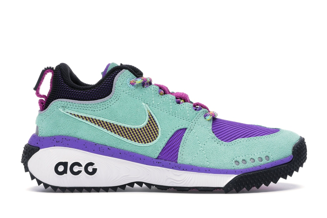 ナイキ NIKE スニーカー 【 ACG DOG MOUNTAIN EMERALD RISE TOUR YELLOWBLACK 】 メンズ 送料無料