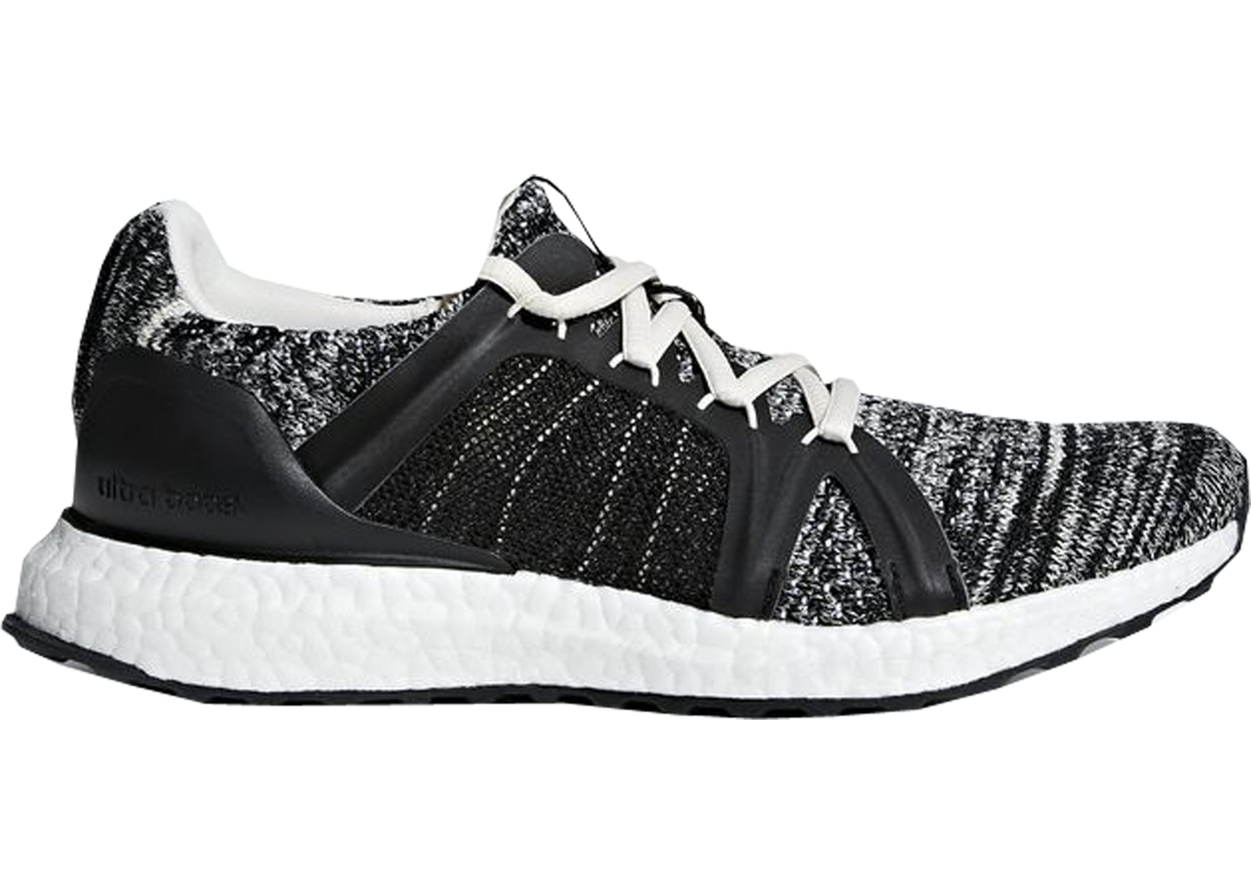 アディダス ADIDAS ウルトラ ブースト スニーカー 【 ULTRA BOOST PARLEY STELLA MCCARTNEY OREO W CORE BLACK CHALK WHITE 】 送料無料