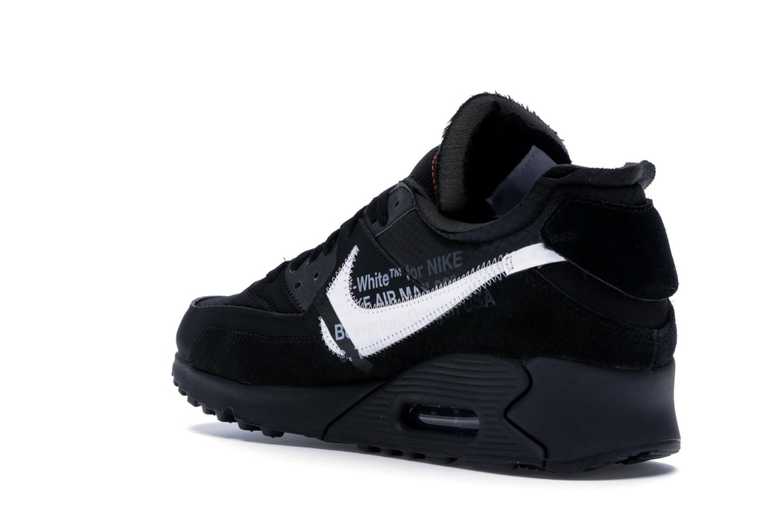 where to buy air max 90 off white black