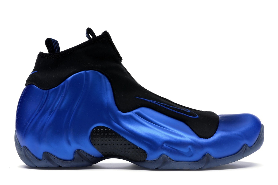 ナイキ NIKE エア スニーカー 【 AIR FLIGHTPOSITE ONE DARK NEON ROYAL ROYALBLACK 】 メンズ