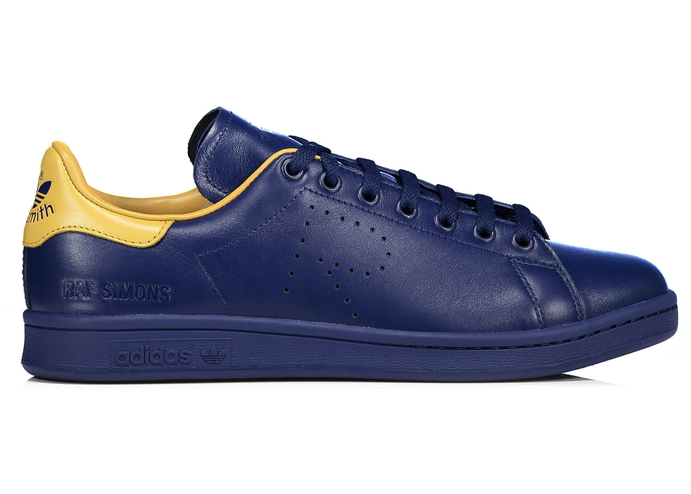 アディダス ADIDAS ナイト スニーカー 【 STAN SMITH RAF SIMONS NIGHT SKY HONEY GOLD 】 メンズ
