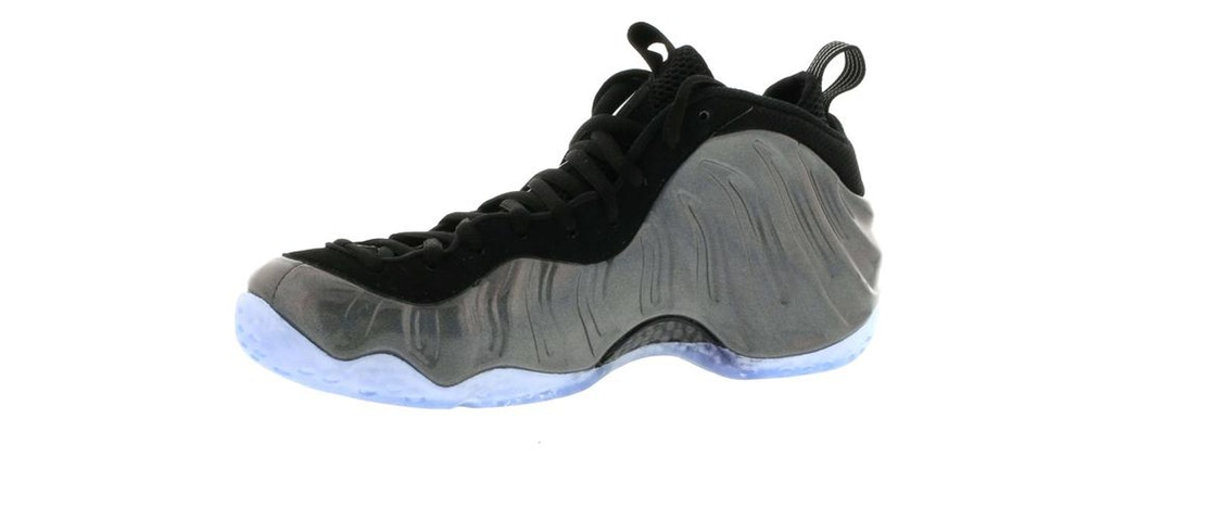 ナイキ NIKE エア フォームポジット スニーカー 【 AIR FOAMPOSITE ONE HOLOGRAM MULTICOLOR BLACKMETALLIC SILVER 】 メンズ
