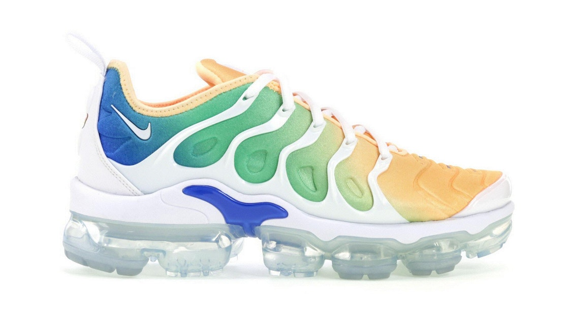 最安値で  ナイキ NIKE エアー スニーカー 【 AIR VAPORMAX PLUS LIGHT MENTA W WHITE WHITELIGHT MENTATANGERINE TINT 】 送料無料, カワイスポーツ 42181c91