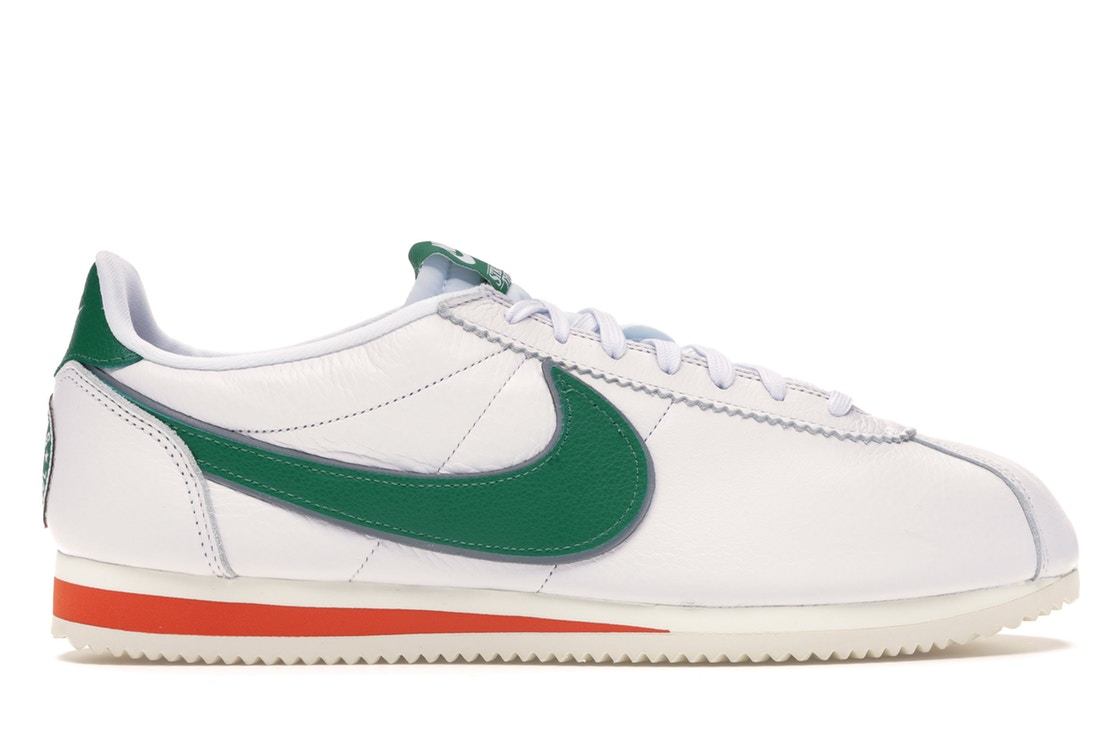 ナイキ NIKE クラシック コルテッツ ハイ スニーカー 【 CLASSIC CORTEZ STRANGER THINGS HAWKINS HIGH SCHOOL WHITE PINE GREECOSMIC CLAYSAIL 】 メンズ 送料無料