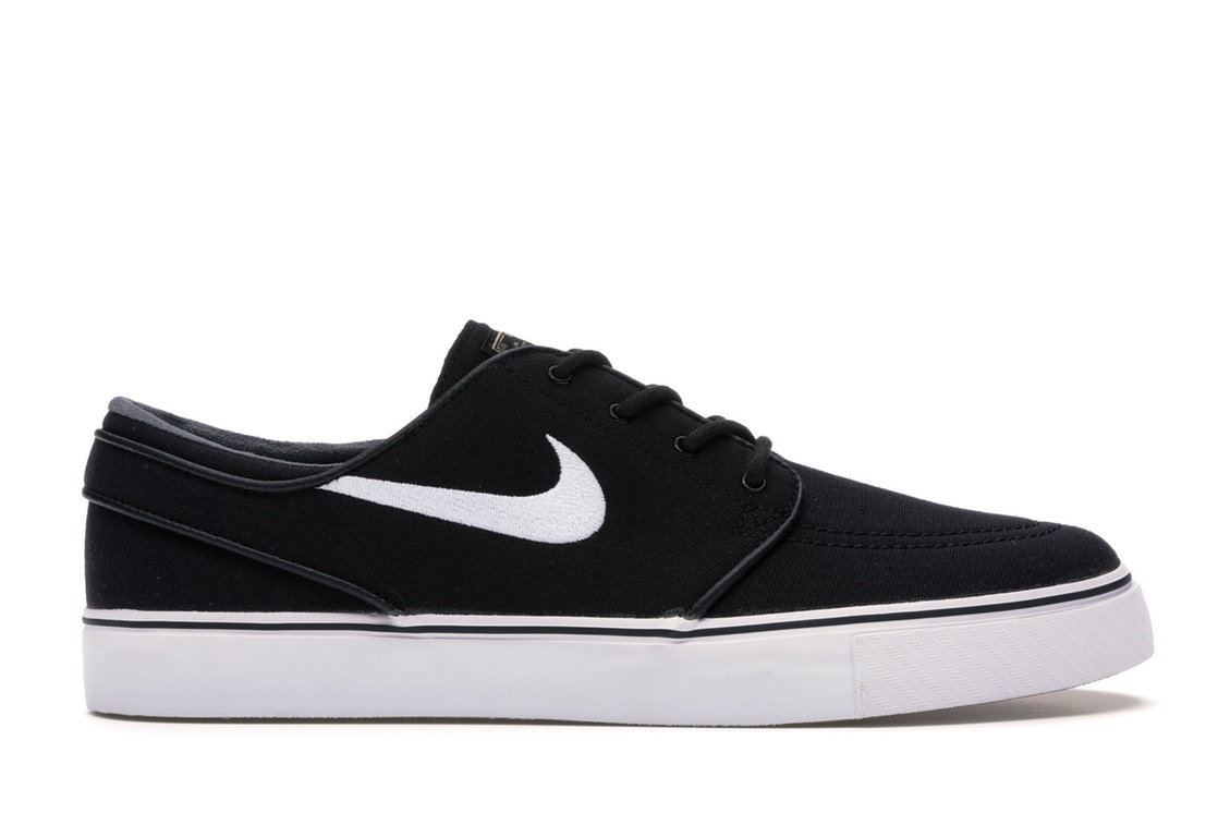 ナイキ NIKE ズーム スニーカー 【 ZOOM STEFAN JANOSKI BLACK WHITEGUM LIGHT BROWN 】 メンズ 送料無料