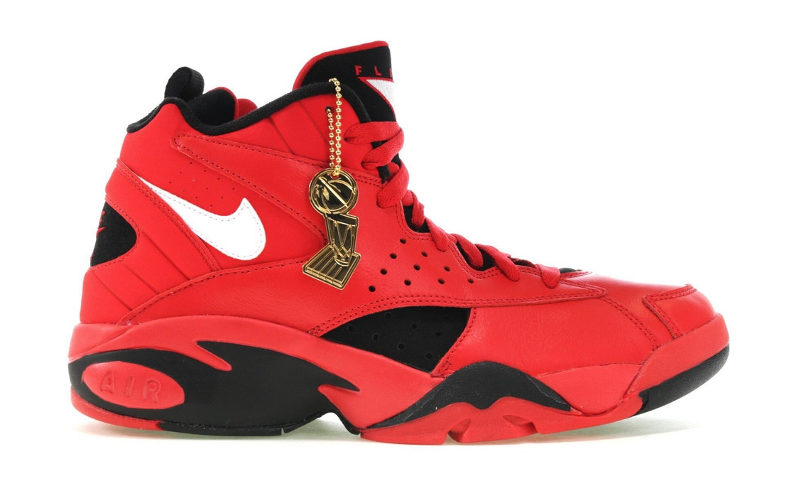 ナイキ NIKE エアー スニーカー 【 AIR MAESTRO 2 THINK 16 TRIFECTA UNIVERSITY RED WHITEBLACK 】 メンズ 送料無料