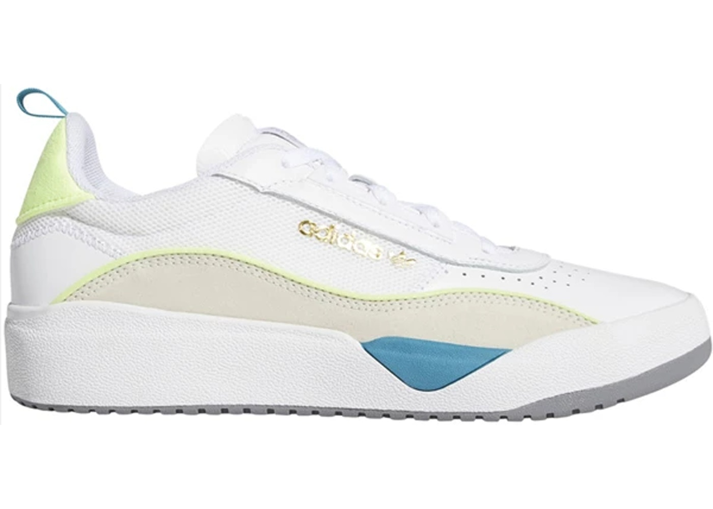 アディダス ADIDAS 白 ホワイト スニーカー 【 WHITE LIBERTY CUP HI RES YELLOW CLOUD CHALK HIRES 】 メンズ