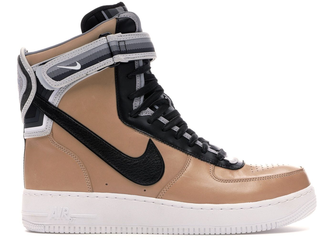 ナイキ NIKE エア ハイ スニーカー 【 AIR FORCE 1 HIGH TISCI TAN VACHETTA BLACK 】 メンズ