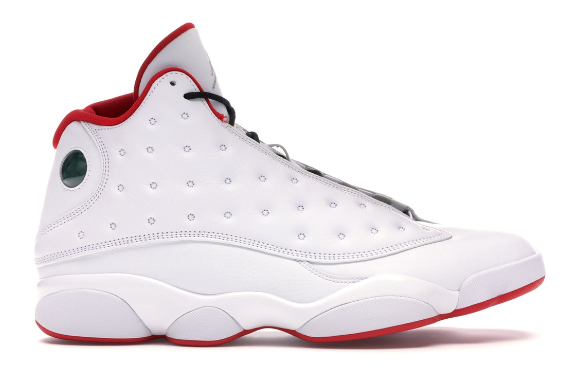 ナイキ ジョーダン JORDAN サーティーン スニーカー 【 13 RETRO ALTERNATE HISTORY OF FLIGHT WHITE METALLIC SILVERUNIVERSITY RED 】 メンズ