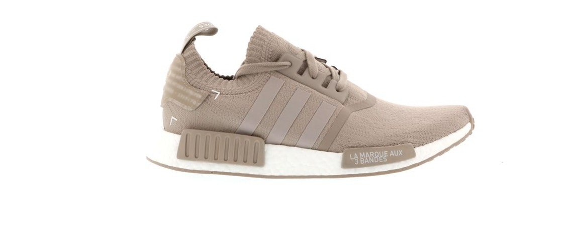 アディダス ADIDAS スニーカー 【 NMD R1 FRENCH BEIGE VAPOUR GREY WHITE 】 メンズ