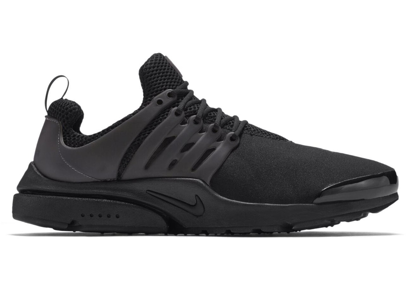 ナイキ NIKE エア スニーカー 【 AIR PRESTO TRIPLE BLACK BLACKBLACK 】 メンズ