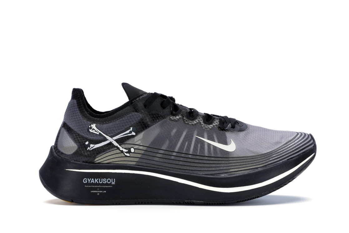 ナイキ NIKE ズーム スニーカー 【 ZOOM FLY UNDERCOVER GYAKUSOU BLACK SAILMINERAL YELLOWBLACK 】 メンズ 送料無料