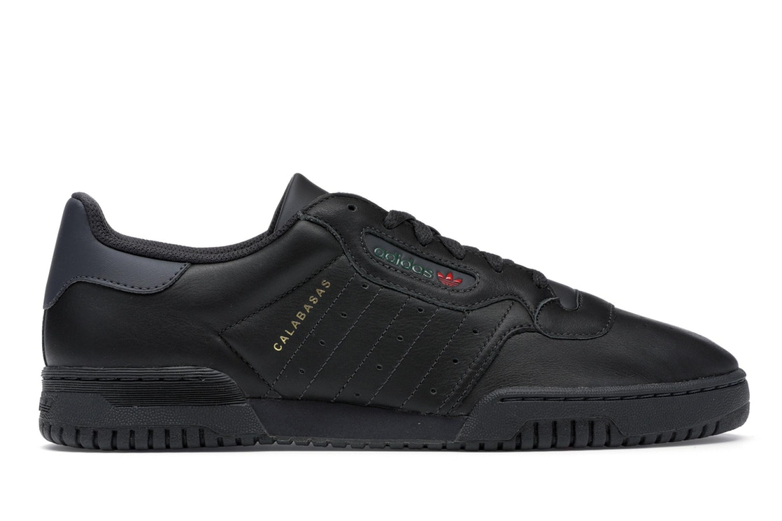 アディダス ADIDAS コア スニーカー 【 YEEZY POWERPHASE CALABASAS CORE BLACK 】 メンズ