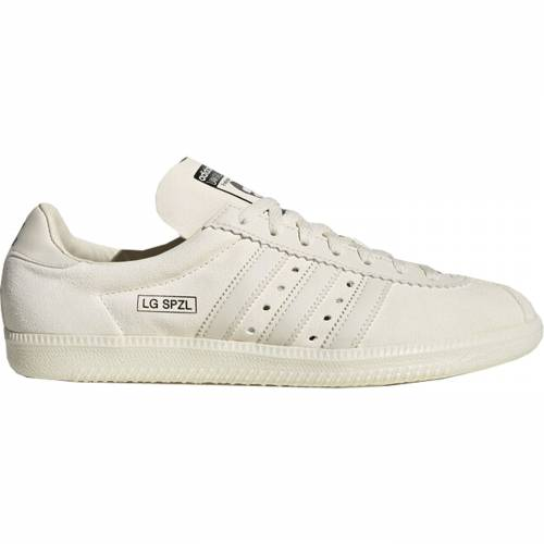 アディダス ADIDAS スニーカー 【 LG SPZL LIAM GALLAGHER CHALK WHITE 】 メンズ
