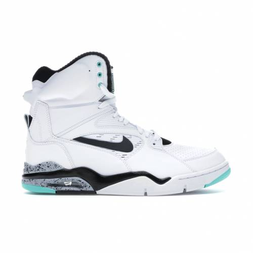 ナイキ NIKE エア コマンド スニーカー 【 AIR COMMAND FORCE HYPER JADE WHITE BLACKWOLF GREYHYPER 】 メンズ