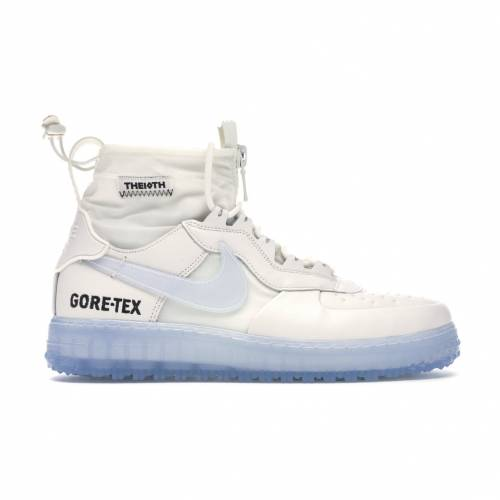 ナイキ NIKE エア ハイ スニーカー 【 AIR FORCE 1 GORETEX HIGH PHANTOM WHITE PHANTOMBLACKCLEAR 】 メンズ