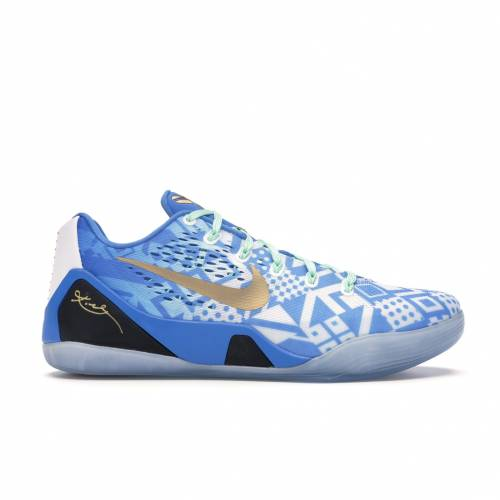 ナイキ NIKE コービー スニーカー 【 KOBE 9 EM LOW HYPER COBALT WHITEPHOTO BLUEACTION RED 】 メンズ