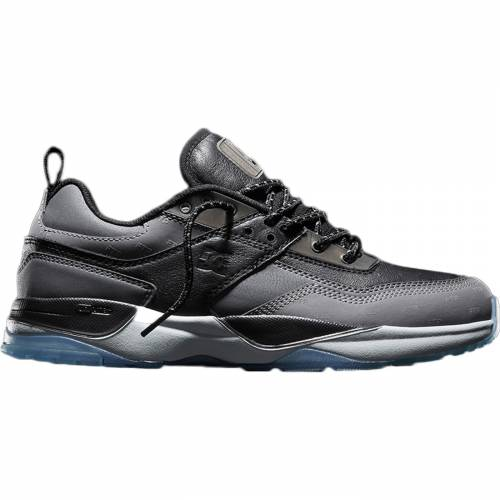DC SHOES ディーシー E. スニーカー 【 TRIBEKA FTP BLACK GREYWHITE 】 メンズ