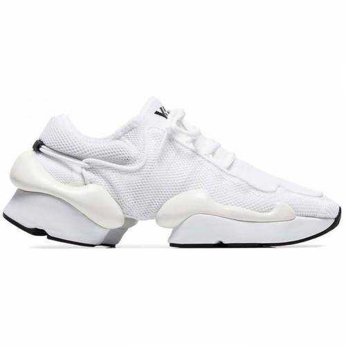 アディダス ADIDAS スニーカー 【 Y3 REN WHITE FOOTWEAR CORE BLACK 】 メンズ