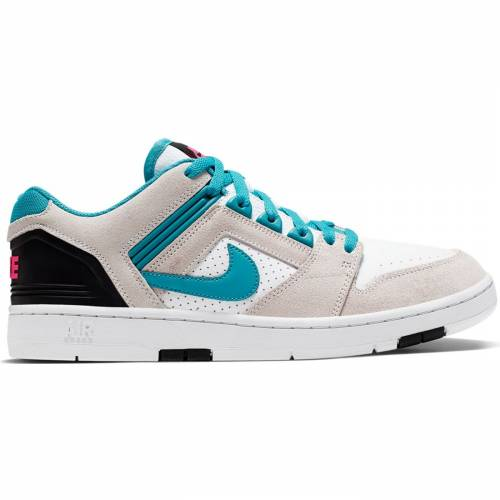 ナイキ NIKE エスビー エア スニーカー 【 SB AIR FORCE 2 LOW SOUTH BEACH WHITE TEAL NEBULABLACKPINK FLASH 】 メンズ