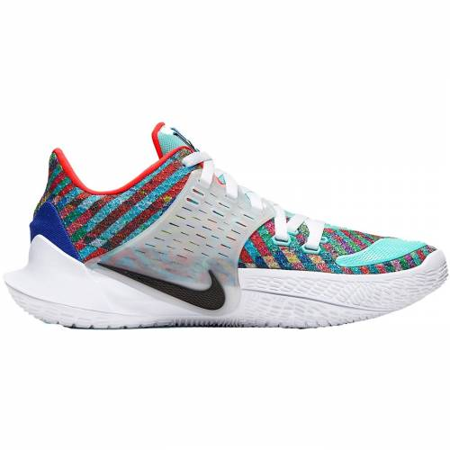 ナイキ NIKE カイリー スニーカー 【 KYRIE LOW 2 MULTICOLOR LIGHT AQUA BLACKWHITE 】 メンズ