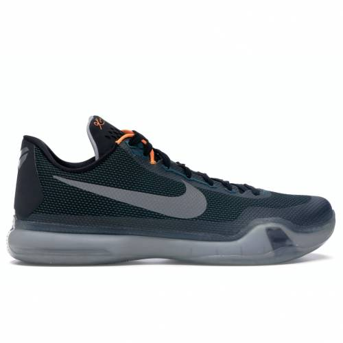 ナイキ NIKE コービー スニーカー 【 KOBE 10 FLIGHT TEAL BLACKBRIGHT CITRUS 】 メンズ