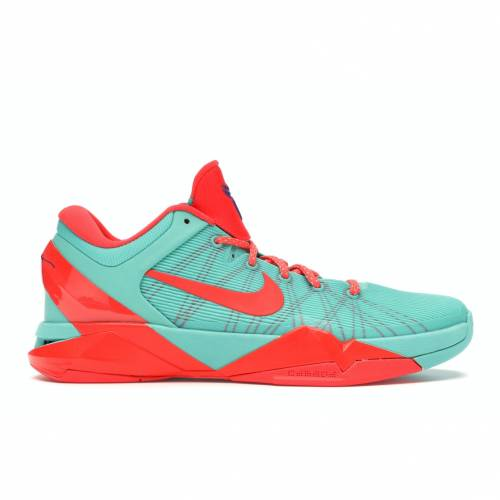お待たせ! ナイキ NIKE コービー スニーカー 【 KOBE 7 BARCELONA HOME COOL MINT BRIGHT CRIRMSONMINT CANDYGREEN 】 メンズ, G-wheel Direct Store d34c30b9