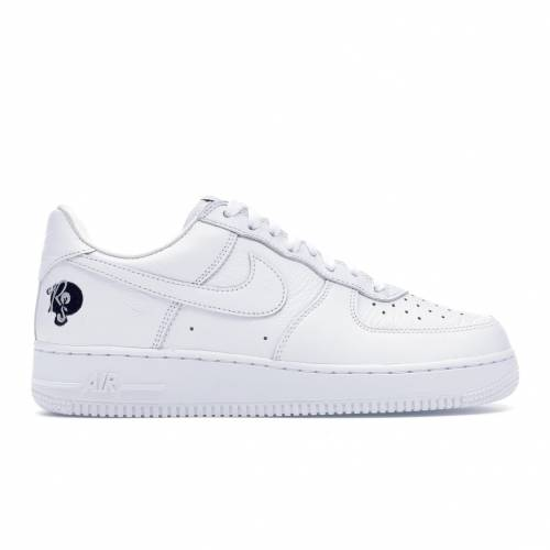 ナイキ NIKE エア スニーカー 【 AIR FORCE 1 LOW ROCAFELLA AF100 WHITE 】 メンズ