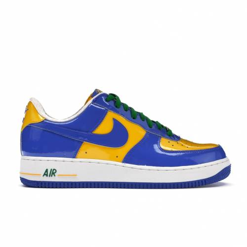 ナイキ NIKE エア スニーカー 【 AIR FORCE 1 LOW WORLD CUP BRAZIL V ROYAL ROYALV MZ CLSC GRN 】 メンズ