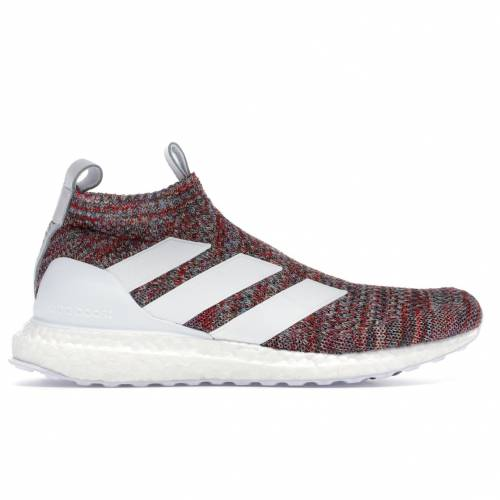 アディダス ADIDAS エース ウルトラ ブースト 16+ スニーカー 【 ULTRA COPA ACE PURECONTROL BOOST KITH GOLDEN GOAL MULTICOLOR WHITE 】 メンズ