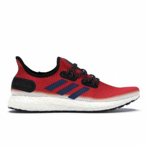 アディダス ADIDAS ワシントン スニーカー 【 SPEEDFACTORY AM4 WASHINGTON CAPITALS CORE RED BLACK CLOUD WHITE 】 メンズ