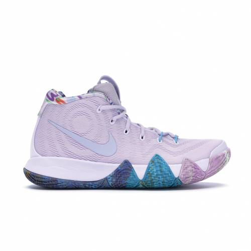 ナイキ NIKE カイリー スニーカー 【 KYRIE 4 90S DECADES PACK WHITE MULTICOLOR 】 メンズ