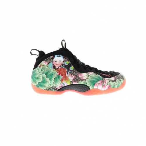 ナイキ NIKE エア フォームポジット スニーカー 【 AIR FOAMPOSITE ONE TIANJIN BLACK BLACKLAVA GLOWLAKESIDE 】 メンズ