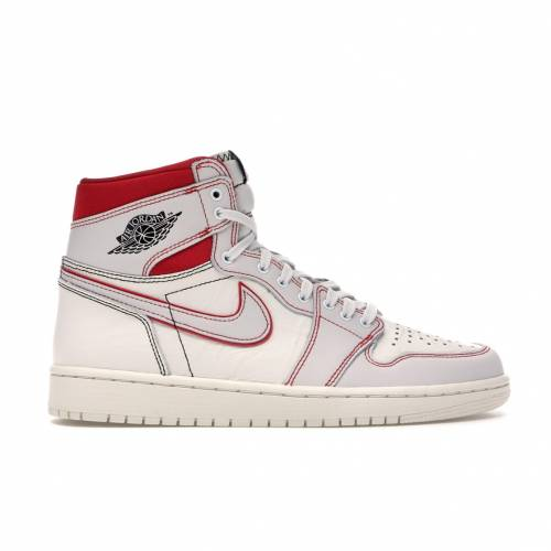 ナイキ ジョーダン JORDAN ハイ スニーカー 【 1 RETRO HIGH PHANTOM GYM RED SAIL BLACKPHANTOMGYM REDUNIVERSITY 】 メンズ