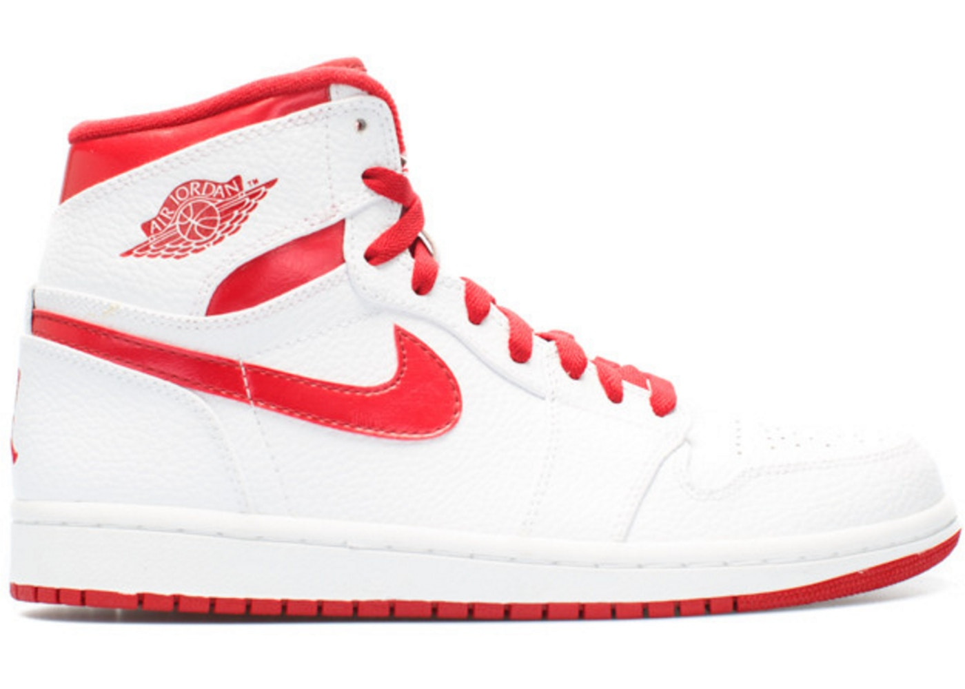 ナイキ ジョーダン JORDAN スニーカー 【 1 RETRO DO THE RIGHT THING RED WHITE VARSITY 】 メンズ