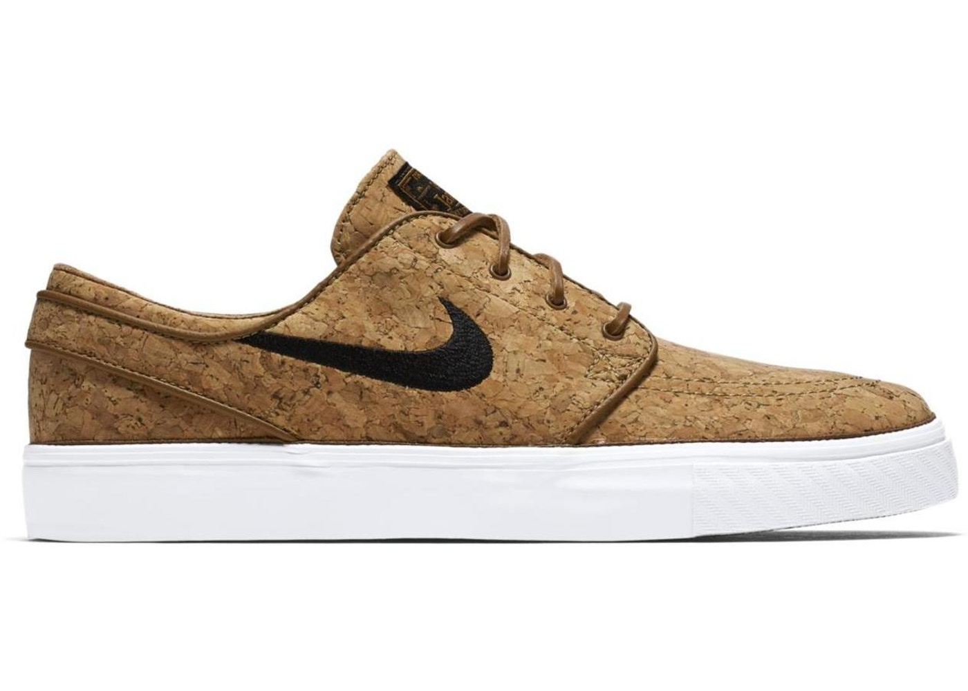 ナイキ NIKE エスビー ズーム エリート スニーカー 【 SB ZOOM STEFAN JANOSKI ELITE CORK ALE BROWN BLACK WHITE 】 メンズ