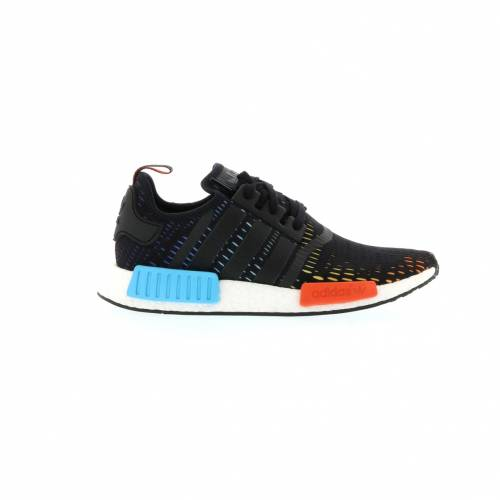 アディダス ADIDAS スニーカー 【 NMD R1 FOOTLOCKER EUROPE RAINBOW BLACK MULTICOLOR 】 メンズ