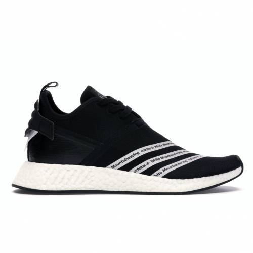 アディダス ADIDAS 白 ホワイト スニーカー 【 WHITE NMD R2 MOUNTAINEERING BLACK CORE WHITEWHITE 】 メンズ
