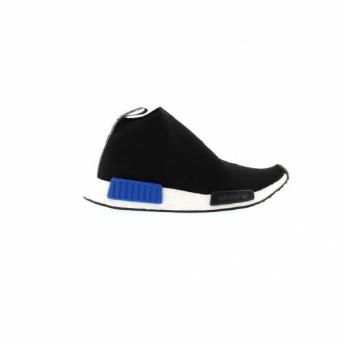 アディダス ADIDAS シティ コア 黒 ブラック スニーカー 【 BLACK NMD CITY SOCK CORE LUSH BLUE 】 メンズ