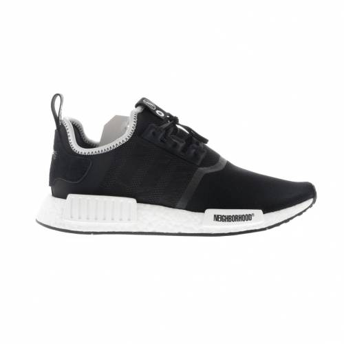 アディダス ADIDAS スニーカー 【 NMD R1 NEIGHBORHOOD X INVINCIBLE CORE BLACK RUNNING WHITE 】 メンズ