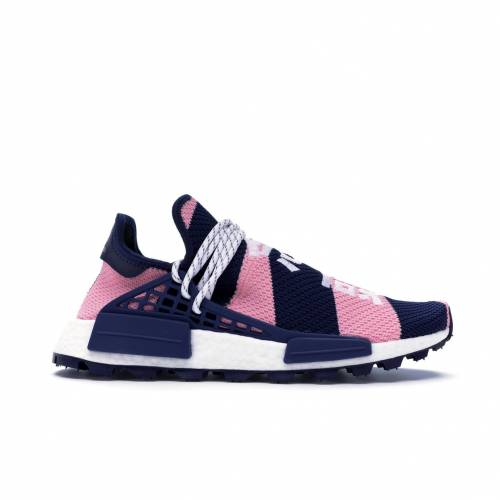 アディダス ADIDAS クラブ 紺 ネイビー スニーカー 【 NAVY NMD HU PHARRELL X BILLIONAIRE BOYS CLUB PINK WHITE 】 メンズ