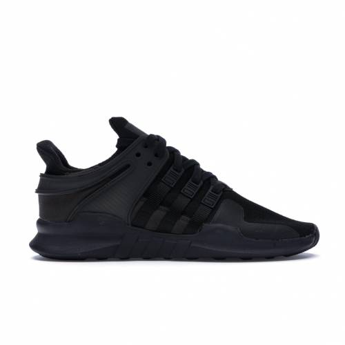 アディダス ADIDAS スニーカー 【 EQT SUPPORT ADV TRIPLE BLACK BLACKWHITE 】 メンズ