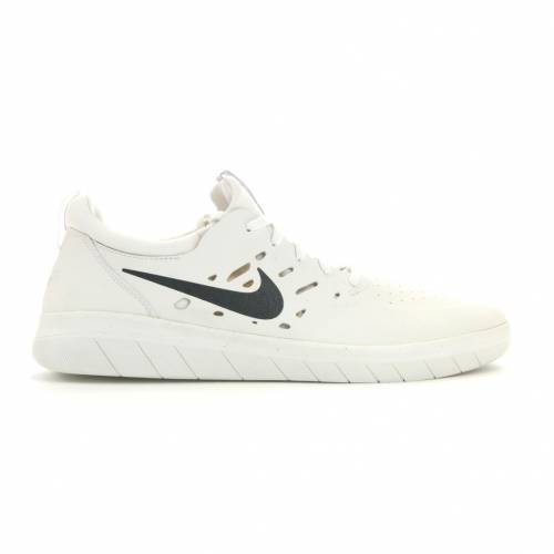 ナイキ NIKE エスビー 白 ホワイト スニーカー 【 SB WHITE NYJAH ANTHRACITE SUMMIT LEMON WASHANTHRACITE 】 メンズ