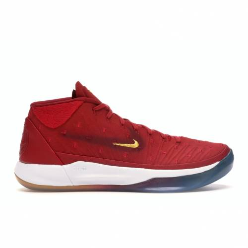 ナイキ NIKE コービー A.D. スニーカー 【 KOBE ISAIAH THOMAS PE GYM RED UNIVERSITY GOLDMULTICOLOR 】 メンズ