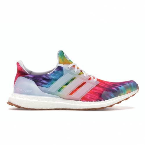 アディダス ADIDAS ウルトラ ブースト スニーカー 【 ULTRA BOOST NICE KICKS WOODSTOCK 50TH ANNIVERSARY MULTI WHITE GUM 】 メンズ